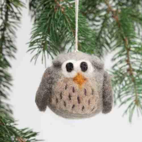 Felt Ornament - Bird