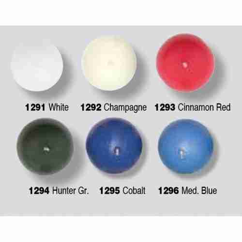 Ball Candles from Denmark