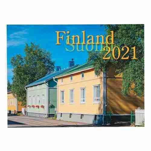 2021 Finland Calendar