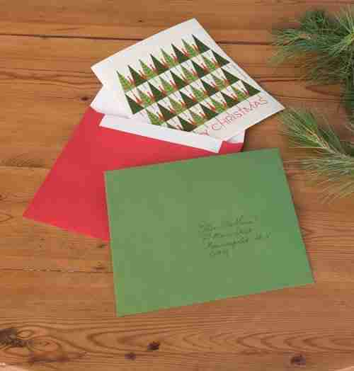 Dishcloth Envelopes