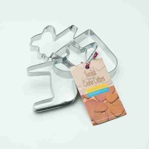 Swedish Cookie Cutter Medley
