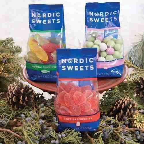 Nordic Sweets - Bagged Swedish Treats