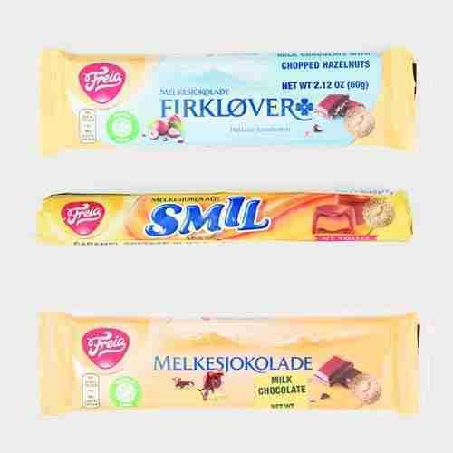 Freia Milk Chocolate Bars