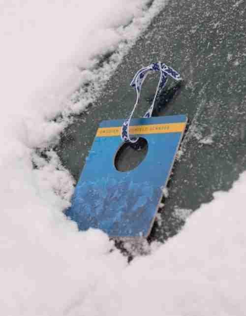 Swedish Windshield Scraper