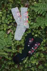 Menlo Wool Swedish Socks