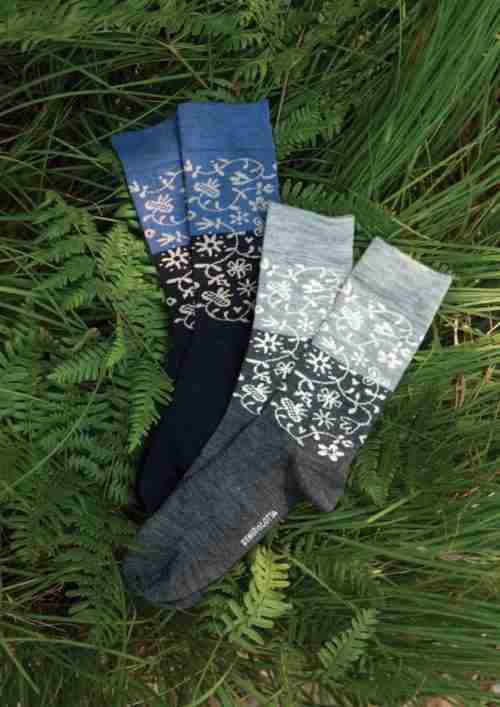 Merino Wool Swedish Socks