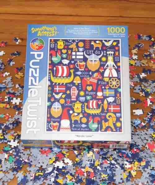 Nordic Love Jigsaw Puzzle