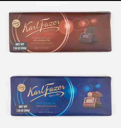 Fazer - Chocolate from Fineland