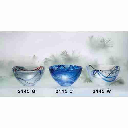 Kosta Boda Contrast Bowls
