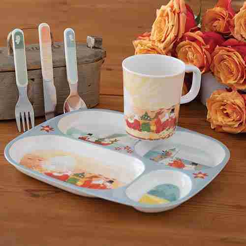 Moomin Melamine Dishes