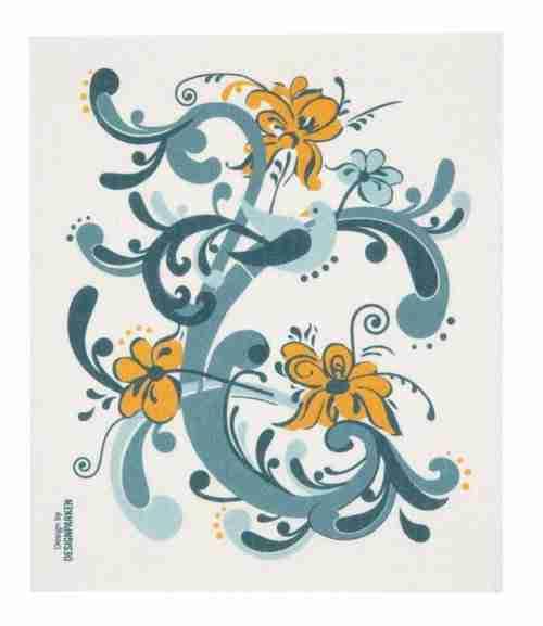 Swedish Dishcloth - Annette Wie