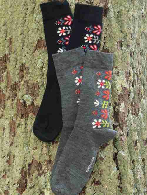 Merino Wool Swedish Socks