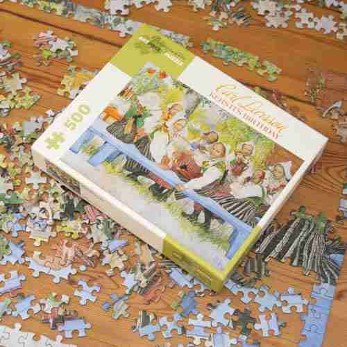 Carl Larsson Jigsaw Puzzle