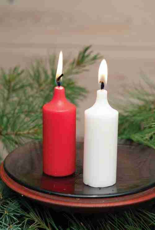 Kupeljus Candles