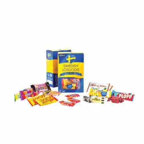 Lösgodis Swedish Candy Assortment