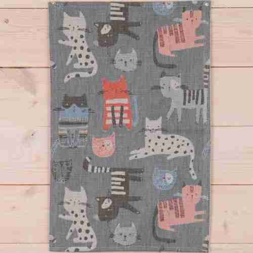 Ekelund Katter Towel